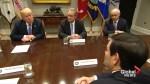 Trump, Rubio tout new protections aimed at China