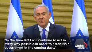 Benjamin Netanyahu pledges to resolve coalition crisis and avoid election
