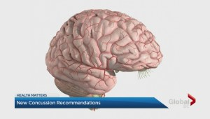 New Concussion Recommendations