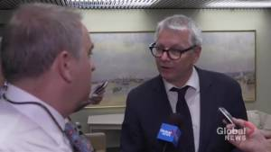 Toronto MP and former councillor Adam Vaughan rips Ford plan on reducing council seats (01:58)