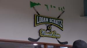Allan Communiplex renamed as the Logan Schatz Memorial Arena