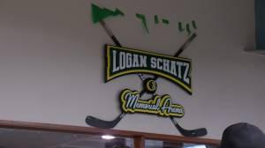 Allan Communiplex renamed as the Logan Schatz Memorial Arena