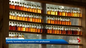 Turning a passion for maple syrup into a profession