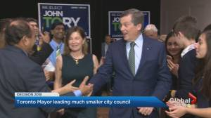 John Tory tasked with unifying new council