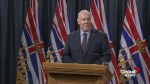 Horgan's full press conference following Trans Mountain pipeline deal announcement