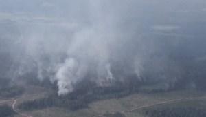 Clinton, B.C. under evacuation order due to wildfires
