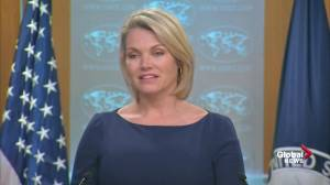 State Department says North Korea is very clear on U.S. expectations on denuclearization