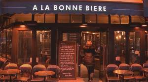 Paris cafe reopens 3 weeks after 5 killed during terror attack