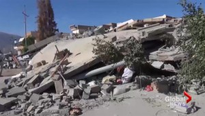 Powerful earthquake on Iran-Iraq border kills over 350