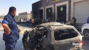 Car bomb in Benghazi kills 3 U.N. staff members