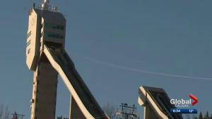 Deadline approaches to save iconic Calgary ski jump from being closed down