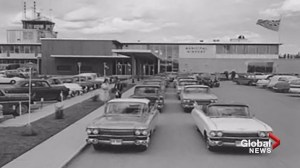 Calgary International Airport: Looking back on the city's aviation history