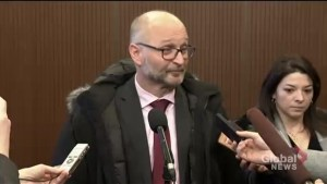 David Lametti confirms Meng Wanzhou extradition request from U.S.