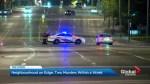 Triple Shooting in Etobicoke leaves one man dead