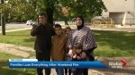 Syrian refugee family devastated by townhouse fire gets Thanksgiving miracle