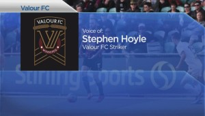 RAW: Valour FC Stephen Hoyle Phone Interview – Dec. 11