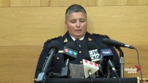 La Loche RCMP update school shooting
