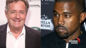 Piers Morgan blames Kanye West for white sorority girls singing n-word in song
