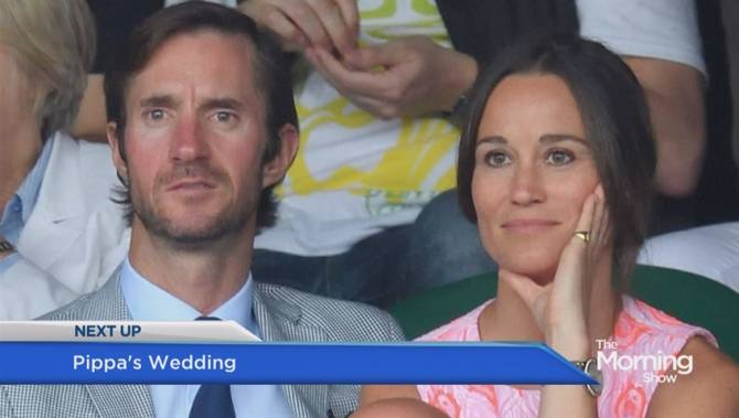 Pippa S Wedding.Pippa Middleton S Father In Law Under Investigation For Suspected