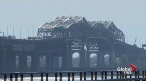 Overweight vehicles prohibited on Champlain Bridge