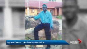 Jury at Andrew Loku coroner's inquest recommends training in anti-black racism
