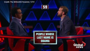Contestant on $100,000 Pyramid goes viral with unfortunate answer