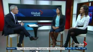 The Panel on U.S. mass shootings and Trudeau's new Indigenous framework