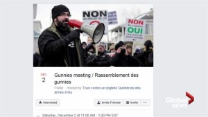 Quebec gun group plans rally at Polytechnique memorial