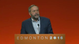 Tom Mulcair fails to stir emotion, NDP to search for new leader