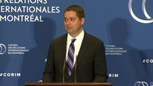 Scheer says 'our sovereignty over the north is non-negotiable'