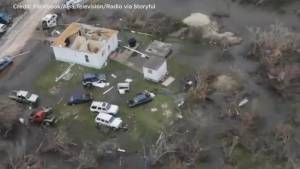 Barbuda devastated by Hurricane Irma