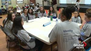 Kelowna area students listen to 'Living Library'