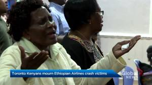 Kenyans in Toronto mourn Ethiopian Airlines crash victims