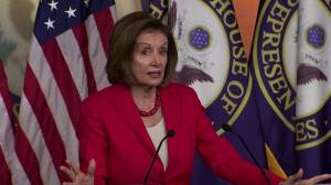 Pelosi says House wants to pass CUSMA: 'you have leverage'