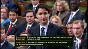"""I apologize unreservedly:"" Justin Trudeau delivers apology to House of Commons for physical altercation"