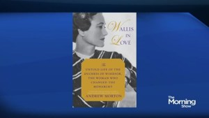 Author Andrew Morton on how Duchess Wallis Simpson changed royalty