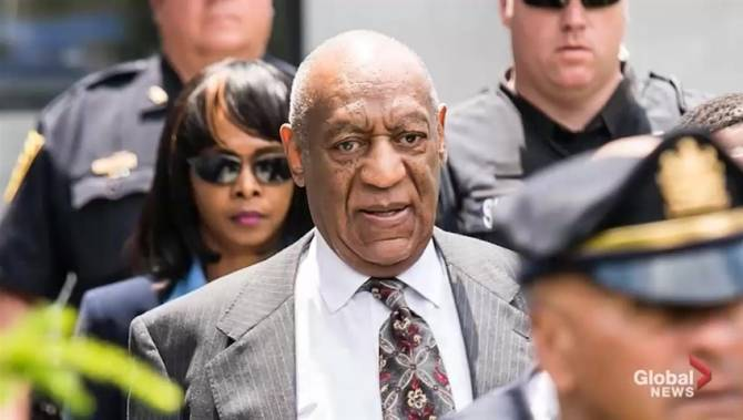 Bill Cosby's lawyers seek to overturn sex assault conviction, claiming trial was unfair
