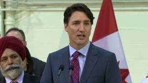 Trudeau says every Canadian a part of the system with challenges