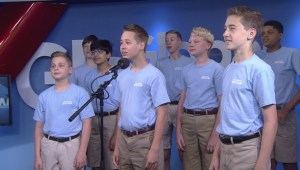 Minnesota Boychoir tours Winnipeg with free concert series