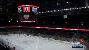 AHS refutes data showing concerning health violations at Saddledome, Rogers Place