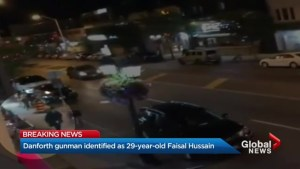 Danforth shooting suspect identified as 29-year-old Faisal Hussain