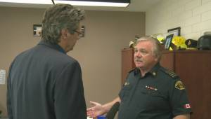 Kelowna Fire Chief has strong connections to Fort McMurray