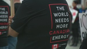 Indigenous group leads northern Alberta rally in support of energy industry