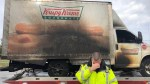 Kentucky police mourn loss of Krispy Kreme truck in funny social media post