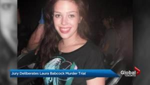 Jury in Laura Babcock murder trial begins deliberations