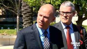 Avenatti confident that 'justice will be done'