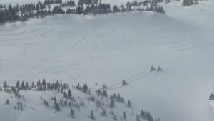 Early risk warning for B.C. backcountry