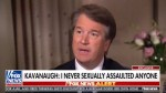 'I'm not going anywhere': Brett Kavanaugh responds to sexual assault allegations