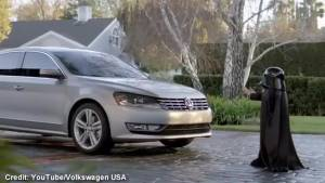 Super Bowl classic commercial: Volkswagen and Darth Vader kid