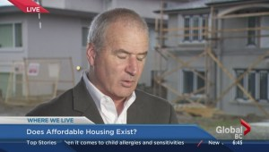 Where we live: Housing affordability ideas and mortgages
